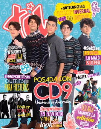 CD9 en Revista Tu