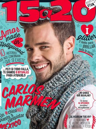 Carlos Marmen en revista 15 a 20