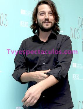 Diego Luna en la nueva producción de Epigmenio Ibarra