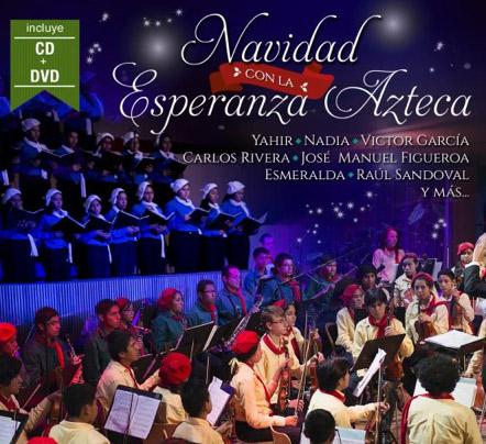 Ya a la venta el DVD Navidad con la Esperanza Azteca