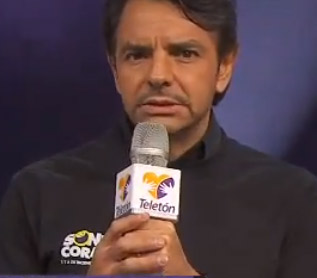 Eugenio Derbez en Teleton 2014