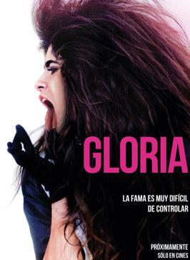Póster película Gloria