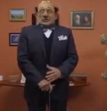 Hector Suárez como Justo Verdad