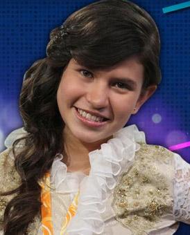 Karla Ganadora de La Academia Kids