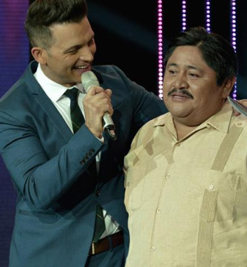 Finalistas de México tiene talento