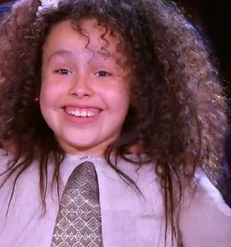 Nicole finalista de La Academia Kids
