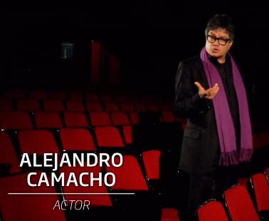 Alejandro Camacho entra a la política