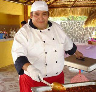 Chef Jesús Tapia