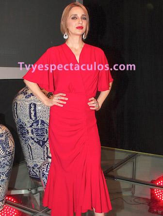 Claudia Ramírez en Lo Imperdonable