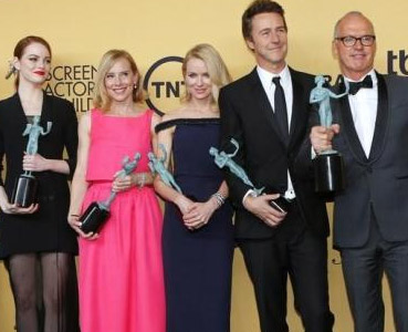 Ganadores de los Screen Actors Guild 2015