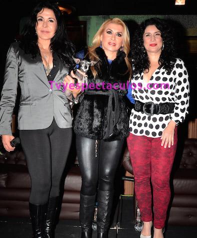GranDiosas con Dulce, Karina y María Conchita Alonso