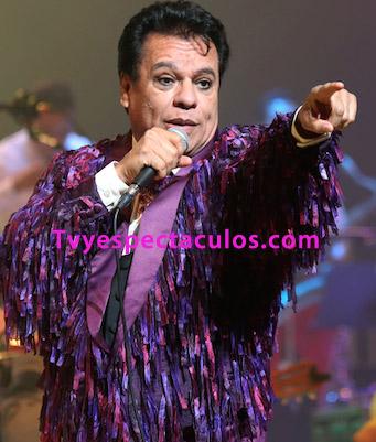 Juan Gabriel en Auditorio Nacional en gira Juntos 2015