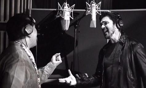 Juan Gabriel y Juanes