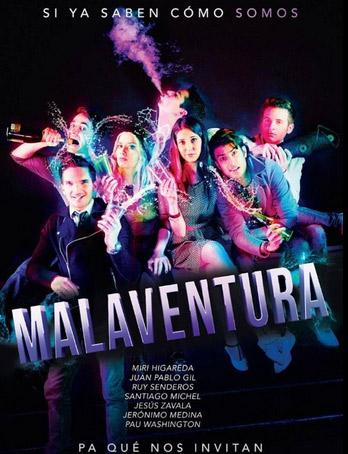 Película Malaventura