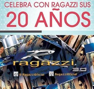 Firma de autógrafos de Ragazzi 30 de enero