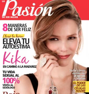Revista Pasión con Kika Edgar