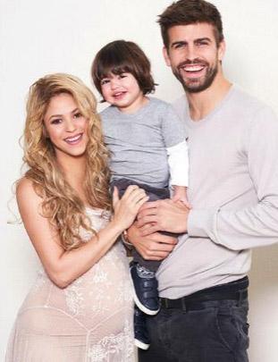 Lista Shakira para tener a su segundo bebé