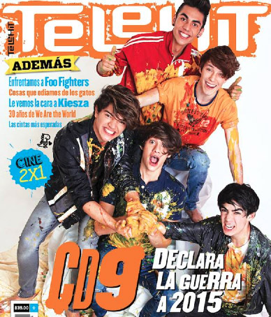 CD9 en revista Telehit