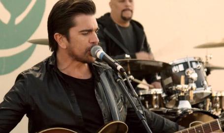 Video Juntos de Juanes