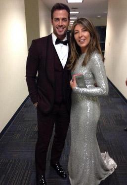 William Levy se luce como jurado de Miss Universo