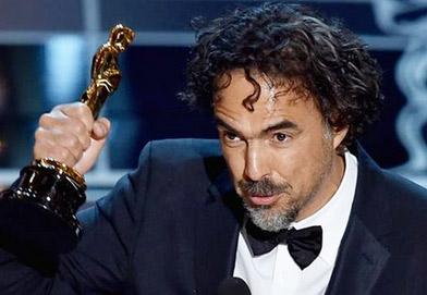 Alejandro González Iñárritu en Premios Oscar 2015