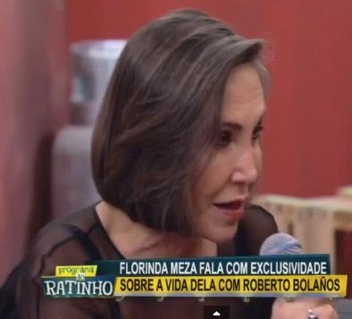 Florinda Meza en entrevista