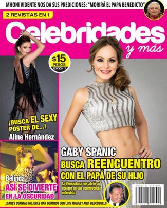 Gaby Spanic en Celebridades