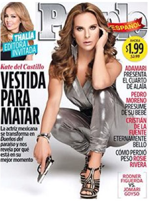 Kate del Castillo en People en Español