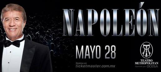 Napoleón en Teatro Metropolitan