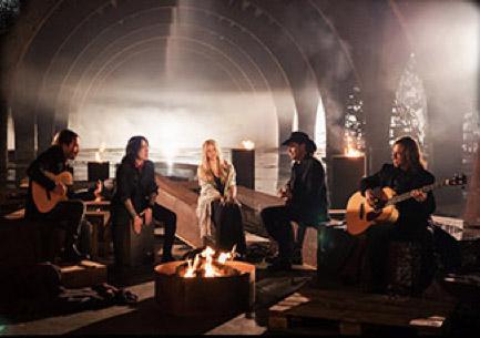 Maná presenta un adelanto de su video con Shakira
