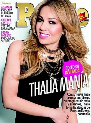 Thalía en People en Español