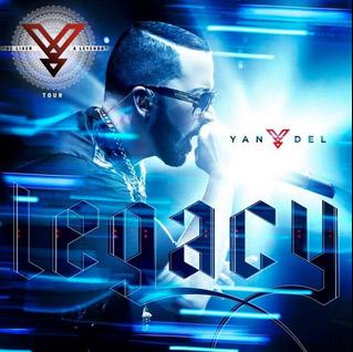 Portada nuevo disco de Yandel