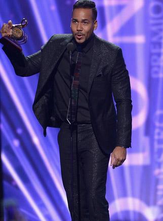 Romeo Santos en Premios Lo nuestro