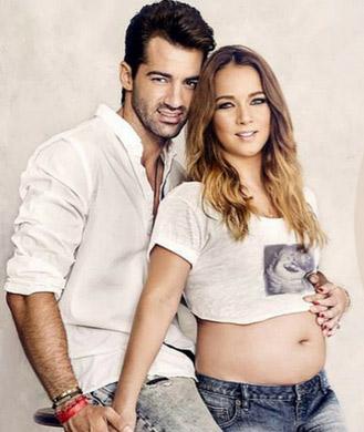 Adamari Lopez y su esposo