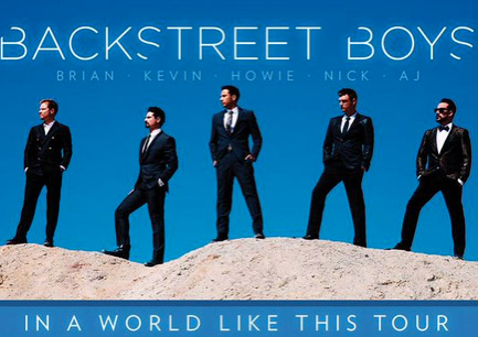 Backstreet Boys en Auditorio Nacional 22 de junio