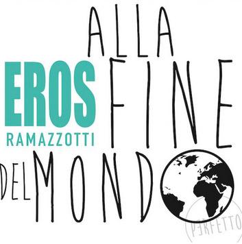 Perfecto de Eros Ramazzotti a la venta 12 de mayo
