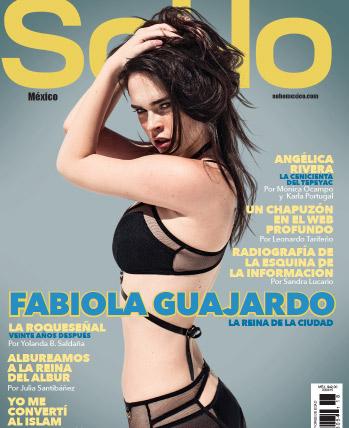 Fabiola Guajardo en SoHo