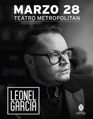 Leonel García en Metropolitan