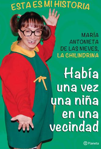 Lanza libro La Chilindrina