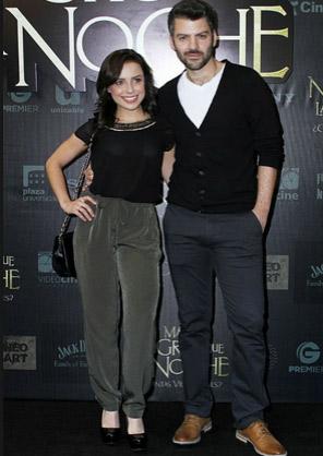 Vince y Marcela Guirado se comprometieron