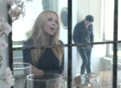 Video 21 días de Carlos Rivera con Marta Sánchez