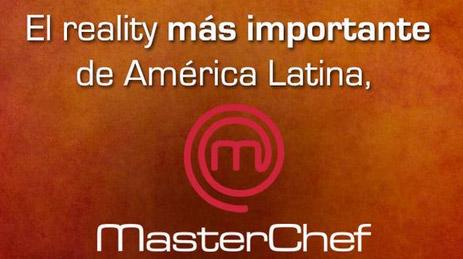 Master Chef México Nuevo reality de Tv Azteca