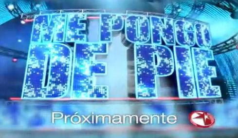 Espinoza Paz en Promo de Me pongo de pie