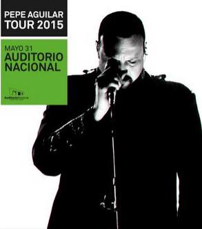 Pepe Aguilar en Auditorio Nacional 31 de mayo