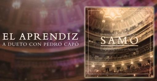 El Aprendiz Nuevo sencillo de Samo