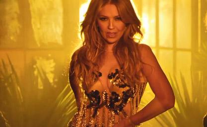 Video Como tú no hay dos de Thalía