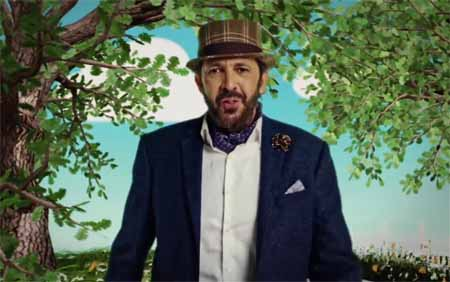 Video Todo tiene su hora de Juan Luis Guerra