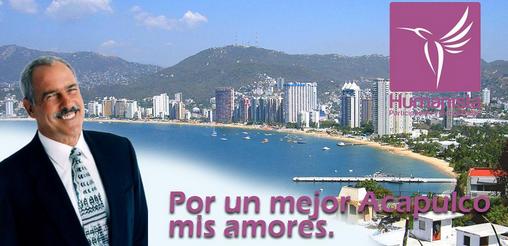 Andrés García Candidato a Acapulco