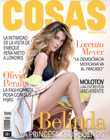 Belinda en Cosas
