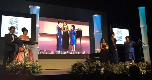 Carmen Salinas recibe Diosa de plata